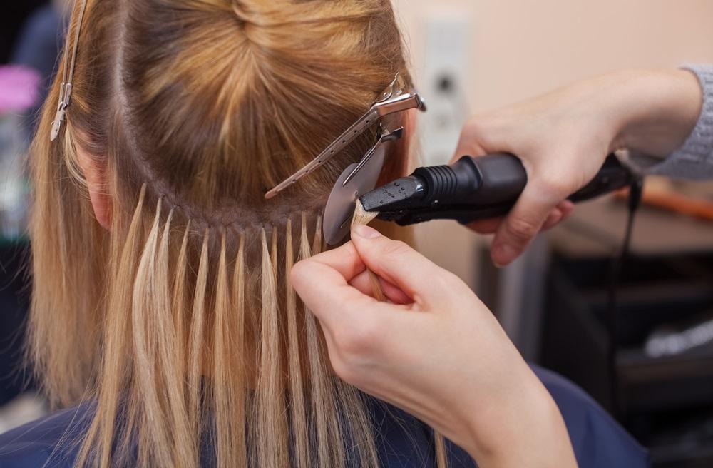 Extensions voor fijn haar