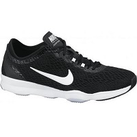 Nike-WMNS-Zoom-Fit-zwart-fitness-schoenen-dames
