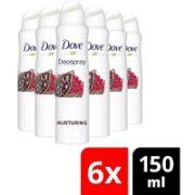 9. Dove Nurturing Anti-transpirant Deodorant