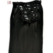 2. Crownqueens Clip in hairextensions