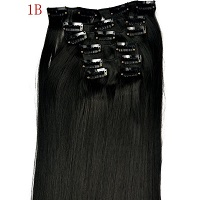 Crownqueens Clip in hairextensions