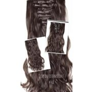 3. Wonder Hair Clip In Extensions #4A MAXISET