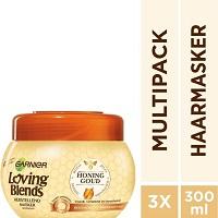 Garnier Loving Blends Honing Goud Herstellend Masker