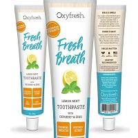 Oxyfresh Lemon Mint Tandpasta